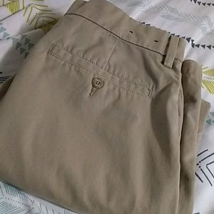 Banana Republic Pants - Banana Republic  Men's Boot Cut Chinos 33